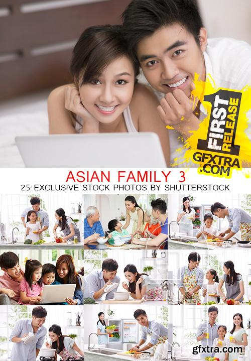 Amazing SS - Asian Family 3, 25xJPGs