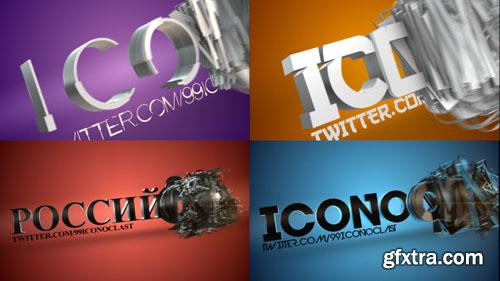 Videohive - Transforming Text Reveal 3875471