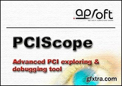 APSoft PCIScope 4.00.007