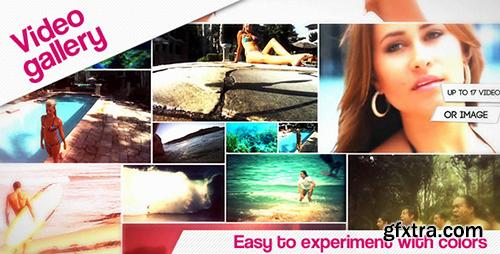 Videohive Video Gallery