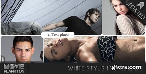 Videohive White Stylish Movements