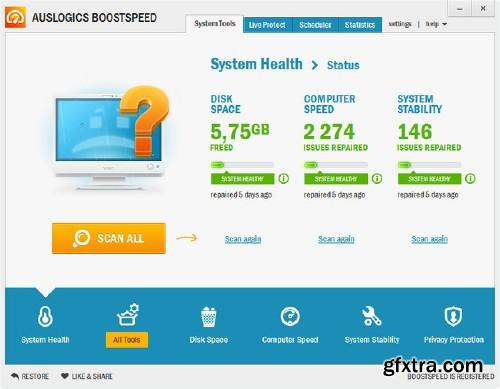AusLogics BoostSpeed 6.3.0.0 Portable