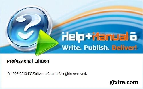 Help & Manual Professional 6.4.0 Build 2880