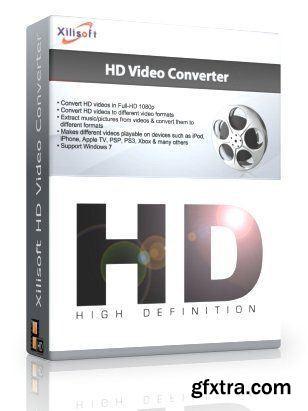 Xilisoft HD Video Converter 7.7.3 Build 20131014