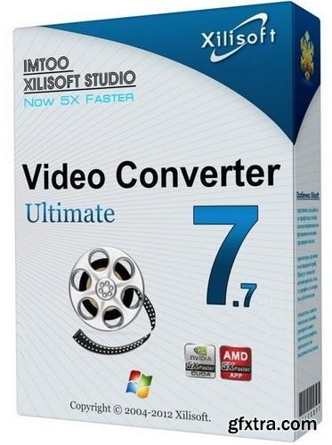 Xilisoft Video Converter Ultimate 7.7.3 Build 20131014