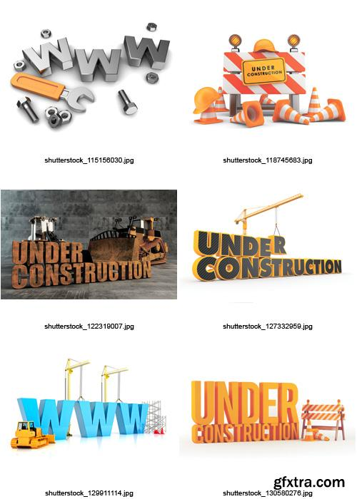 Amazing SS - Under Construction, 25xJPGs