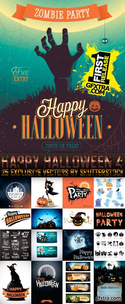 Amazing SS - Happy Halloween 4, 25xEPS