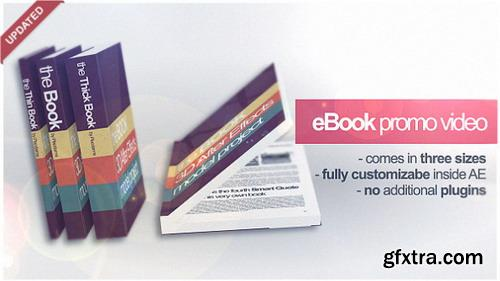 eBook Promo Project / Marketing Video - Project for After Effects (Videohive)