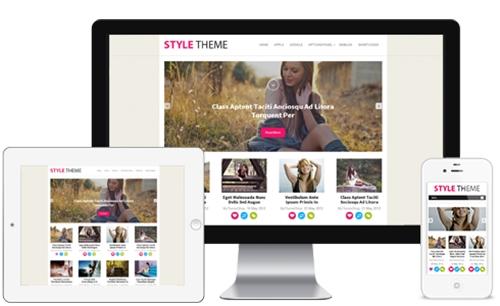 MyThemeShop - Style v1.0 - Theme For WordPress