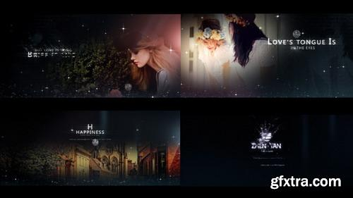 Fashion Particles - Fresh Postcard Opener - Project for After Effects (Videohive)