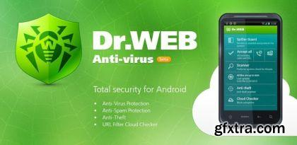 Dr.Web Anti-virus (Life License) 8.00.7 (android)