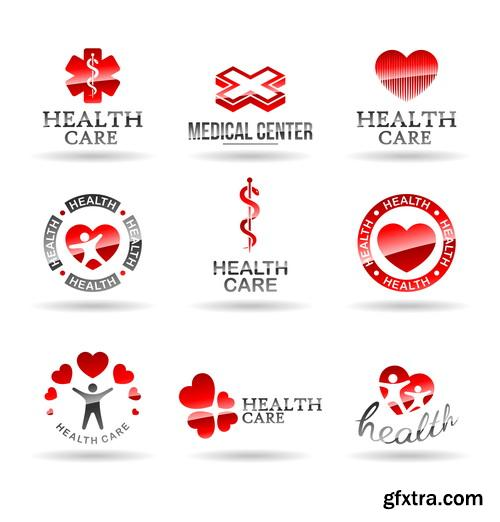 Amazing SS - Health care symbol, 25xEPS