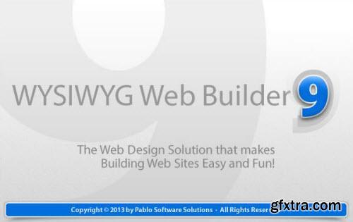 WYSIWYG Web Builder 9.1.1 Portable
