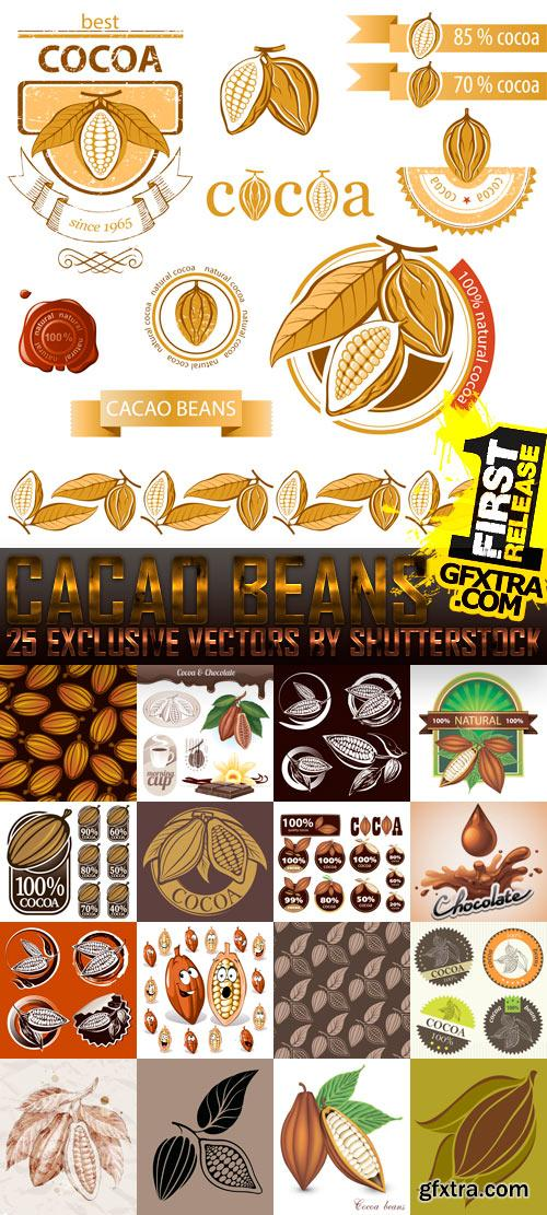 Amazing SS - Cacao Beans, 25xEPS