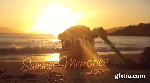 Videohive Summer Holidays (With Audio Files)