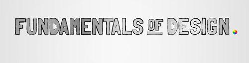 CodeSchool - Fundamentals of Design