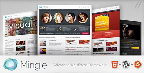 ThemeForest - Mingle v1.7.1 - Multi-purpose WordPress Theme