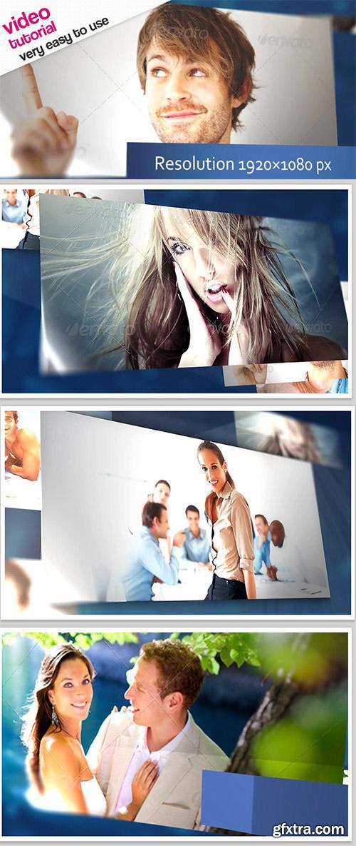 Videohive Blinds Slideshow