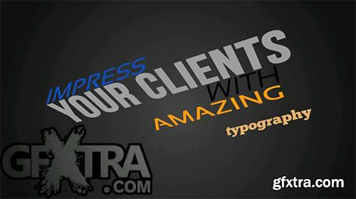 Typo Rock - After ffect Template