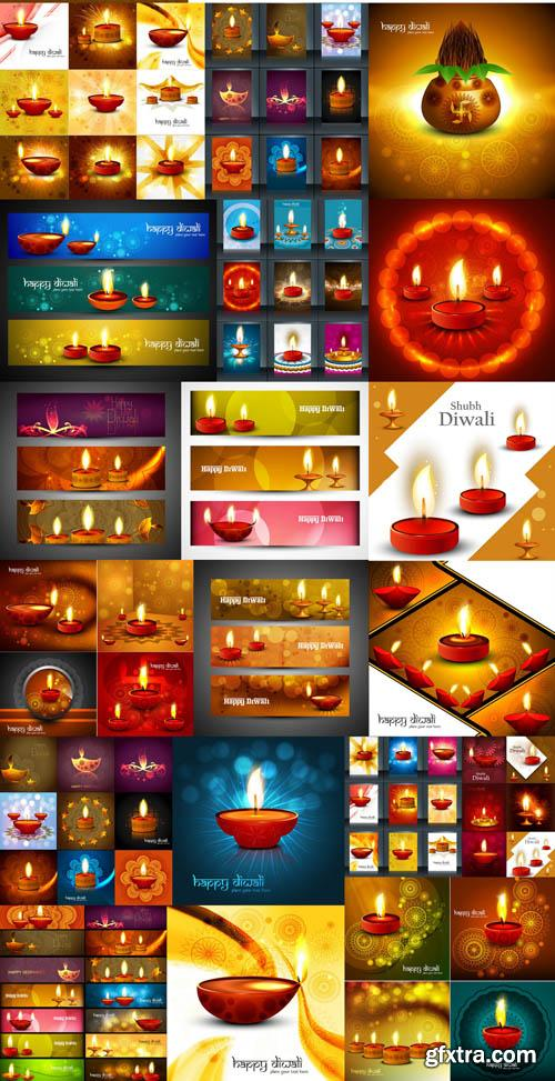 Diwali Collection, 25xEPS