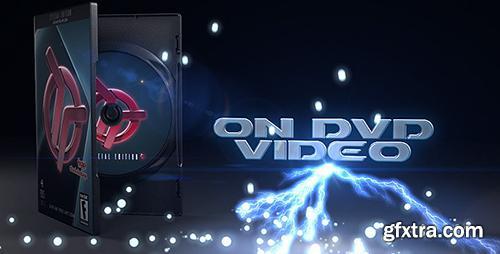 Videohive DVD Case Advertisement