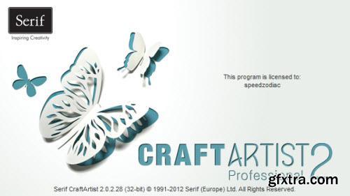 Serif CraftArtist Professional 2.0.2.28 Portable