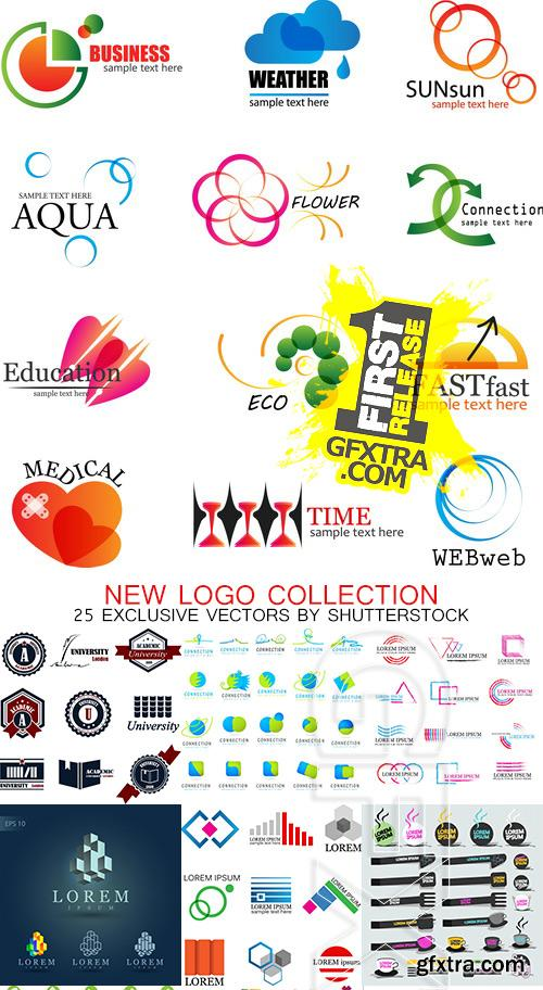 Amazing SS - New logo collection, 25xEPS