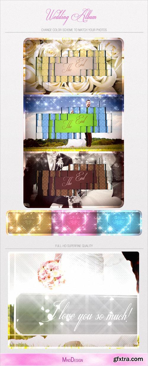 Videohive Wedding Album 5395694
