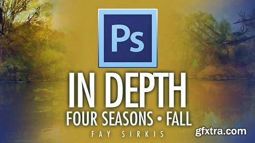 Kelby Training  - Photoshop In Depth - Four Seasons: Fall