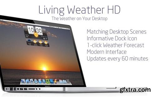 Living Weather HD v2.6 MacOSX