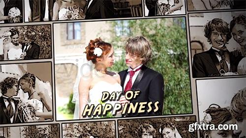 Videohive The Day Of Happiness 4856932