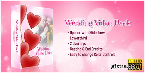 Videohive Wedding Video Package 5457161 ( 6 After Effects Projects)