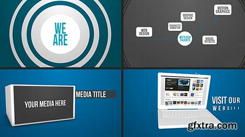 Videohive Portfolio/Company Motion Promo 4941523