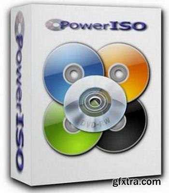 PowerISO 5.8 Multilingual (x86/x64) Portable