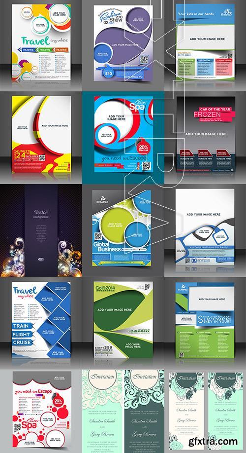 Amazing SS - Fashion brochure 2, 25xEPS