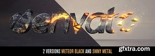 Videohive Heat Up Logo Reveal 1694741 (8 After Effects Projects and SoundFX File)