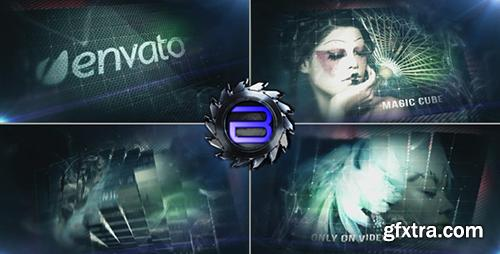 Videohive Magic Cube 4592604