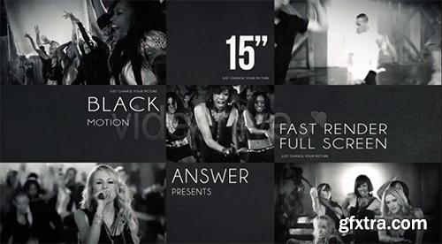 Videohive Black Solid Motion 5005936
