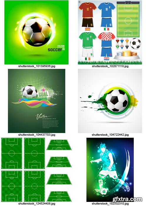 Amazing SS - Soccer & Football 3, 25xEPS