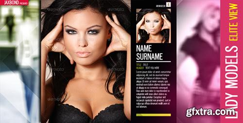 Videohive Lady Models 3300647