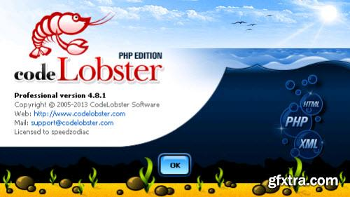 CodeLobster PHP Edition Pro 4.8.1 Portable
