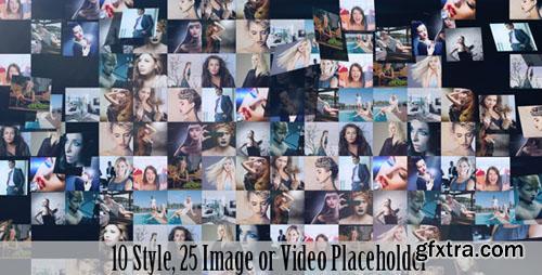 Videohive - Multi-Image Logo Reveal V.2 (10in1) 4949372