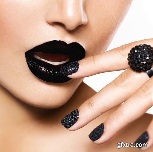 Amazing SS - Fashion Makeup and Manicure 4, 25xJPGs