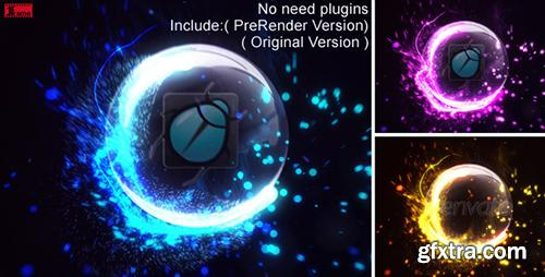 Videohive Impact Particles Reveal 5496933