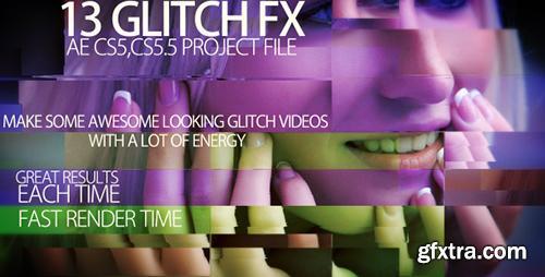 Videohive Video Glitch FX 2753756