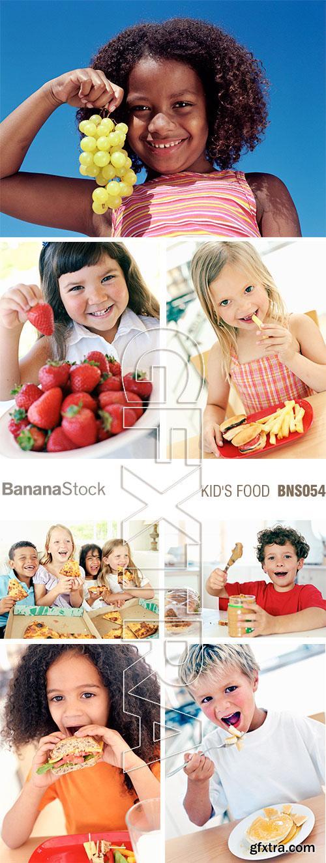 BananaStock BNS054 Kid's Food