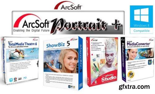 ArcSoft Video & Imaging Software Suite (November 2013)