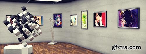 Videohive Art Gallery 5343062