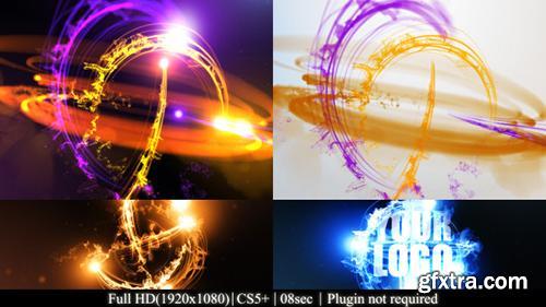 Videohive Streaks Logo Reveal II (Two bonus color versions included)
