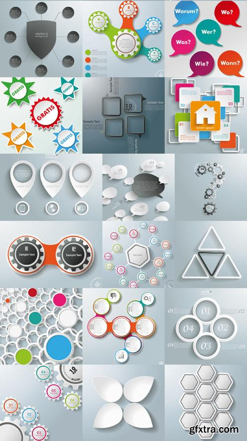 Collection of vector design elements vol.11
